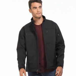 🆕 Free Country Men's Base Camp Soft Shell Jacket